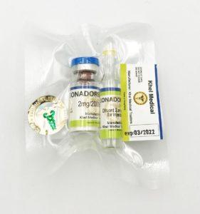 Пептид для выработки тестостерона Гонадорелин (Gonadorelin) 2mg