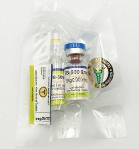 Пептид TB 500 (ТБ 500) 2mg