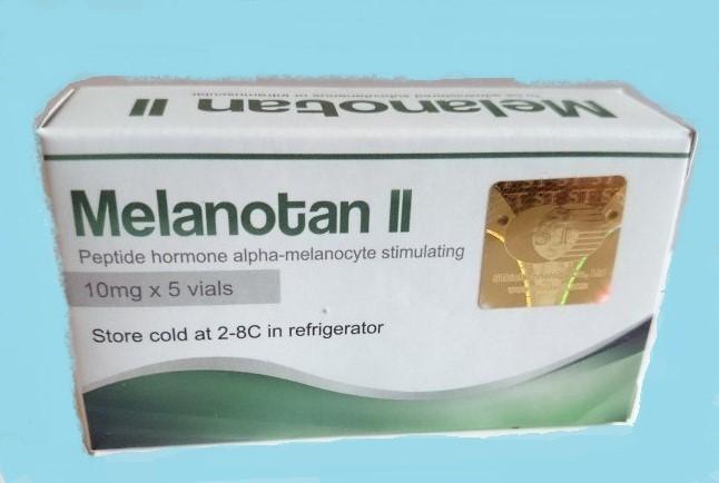 Синтетический пептид меланотан 2