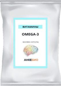 Omega-3 (Омега 3) 30 капсул