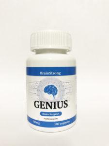 Genius Brain Strong 50капс