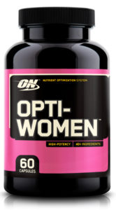 Optimum Nutrition Opti women 60 капс