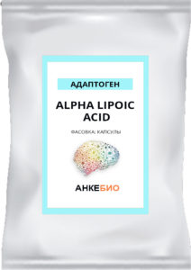 Альфа-липолиевая кислота (Alpha Lipoic Acid) 20 гр